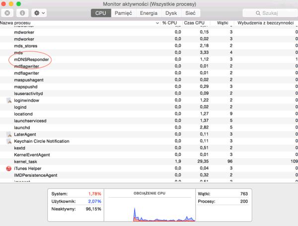 OS X 10.10.4 Beta 4 bez problemów z Wi-Fi