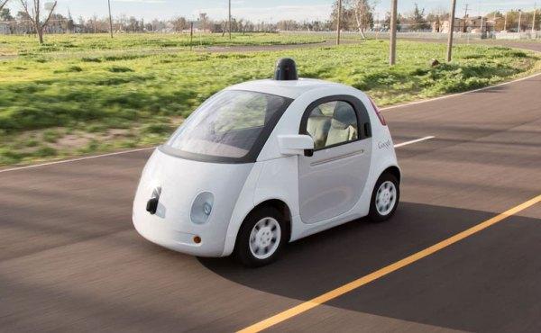 Samojeżdżący samochód Google wyjedzie na ulicę