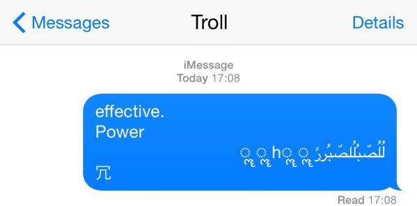 Apple tłumaczy jak naprawić błąd z aplikacją Wiadomości