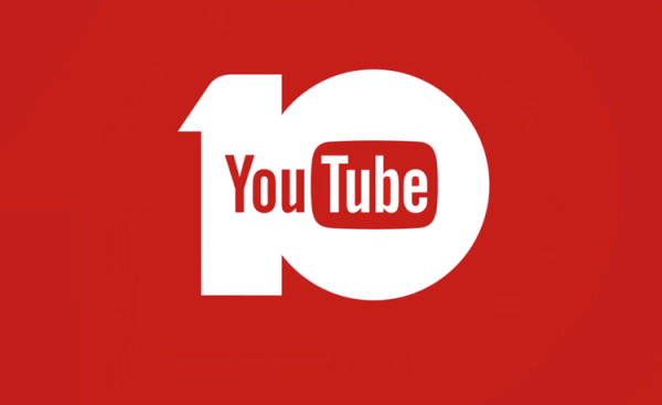 YouTube świętuje 10 lat od A do Z