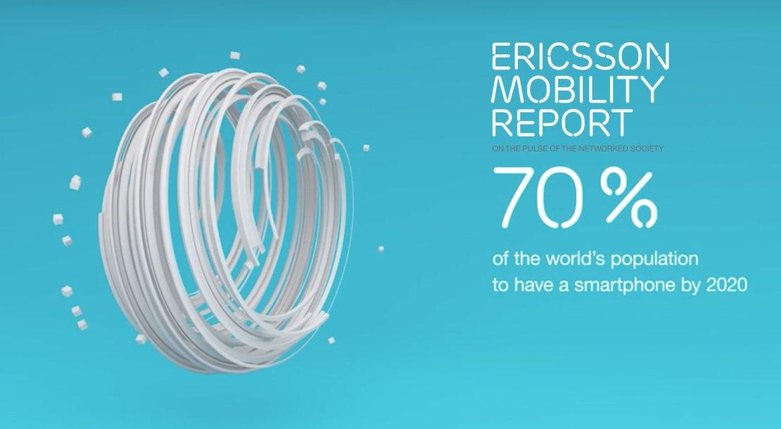 Ericsson Mobility Report (czerwiec 2015)