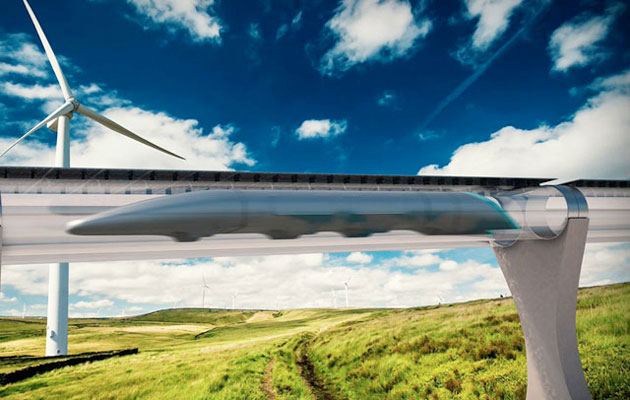 Hyperloop SpaceX