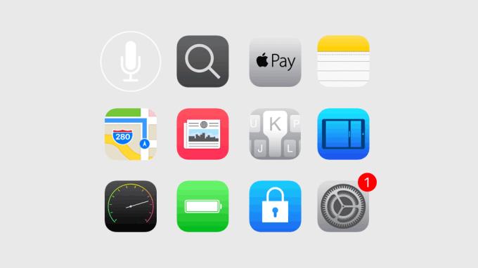 Nowe funkcje iOS 9