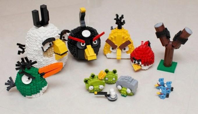 LEGO Angry Birds Rovio