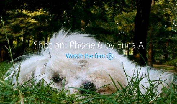 """""""Shot on iPhone 6"""" – siedem nowych wideo promujących iPhone'a"""