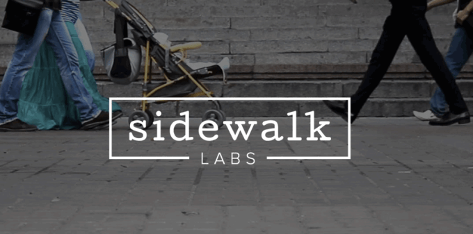 Sidewalk Labs Google
