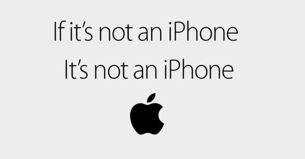 Dwie nowe reklamy iPhone'a z dobrym hasłem