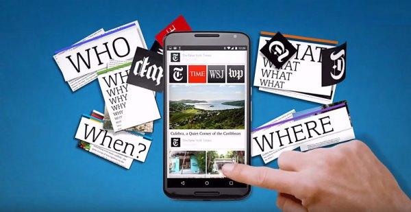 Więcej polskich treści w Kiosku Google Play