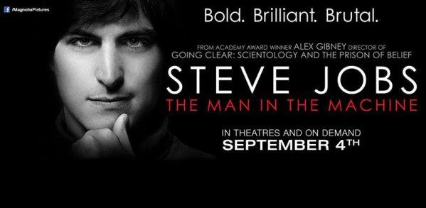 """Steve Jobs: Man in the Machine"" – zobacz trailer filmu"