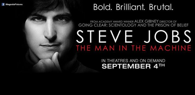 Steve Jobs: The Man in the Machine - film dokumentalny