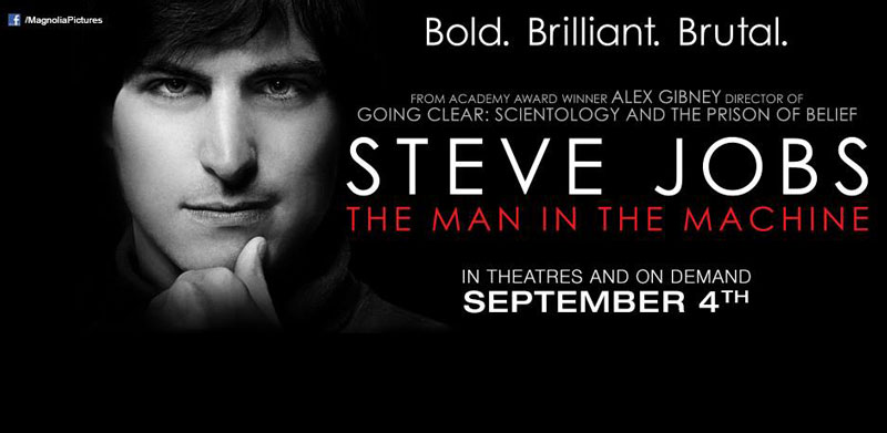 Steve Jobs: The Man in the Machine - film dokumentalny