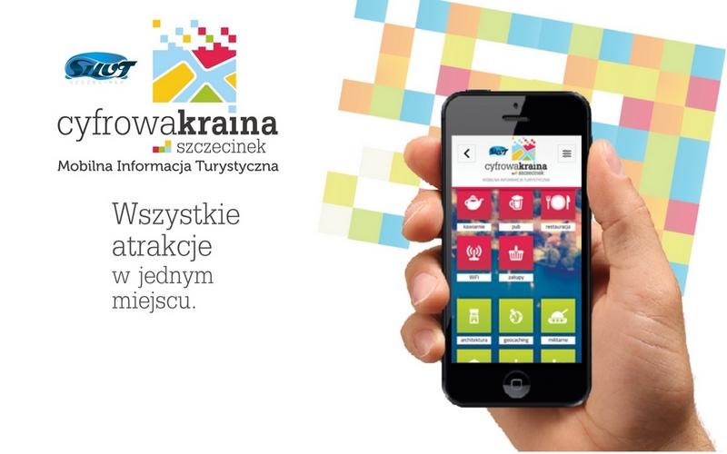 Szczecinek Cyfrowa Kraina - Mobilna Informacja Turystyczna