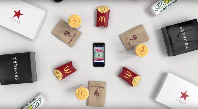 Reklama usługi płatności mobilnych Apple Pay