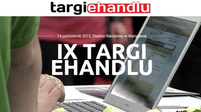 IX Targi eHandlu w Warszawie (2015)