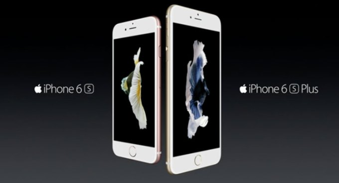 iPhone 6s i iPhone 6s Plus