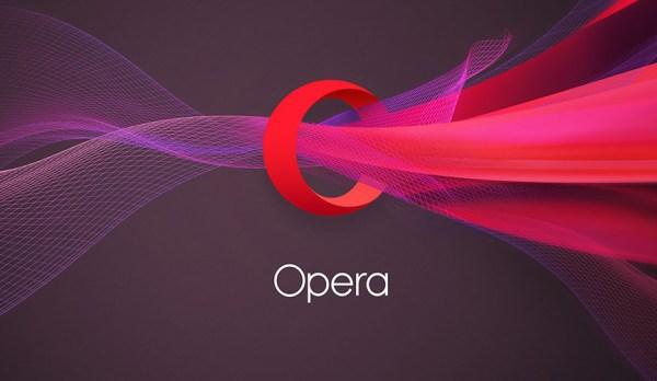 Przeglądarka Opera zmieniła logo