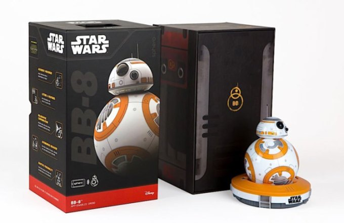 Robot BB-8 Star Wars 7 - Sphero