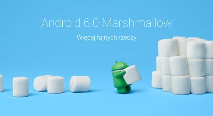 Android 6.0 Marshmallow w trybie OTA