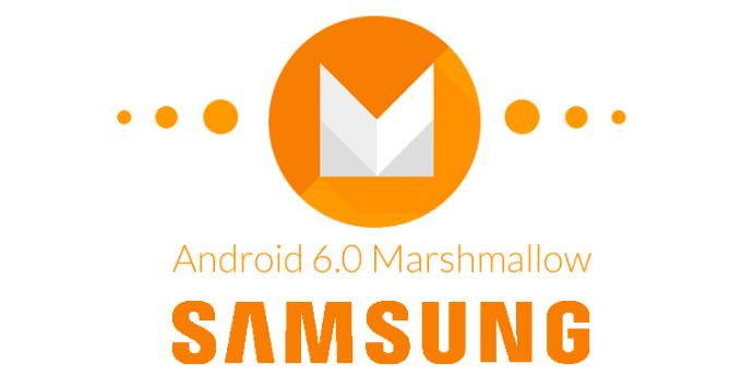 Android 6.0 Marshmallow na smartfony i tablety Samsunga