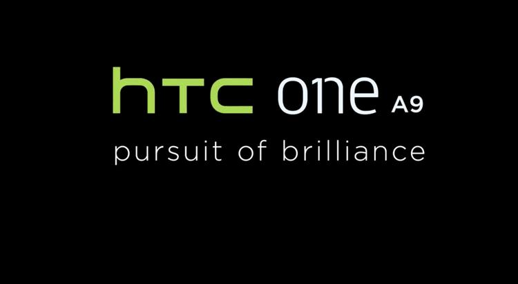 HTC One A9 - logo