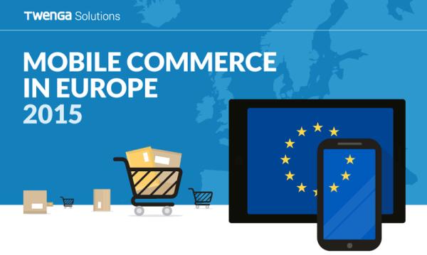 M-commerce w Polsce i Europie w 2015 roku