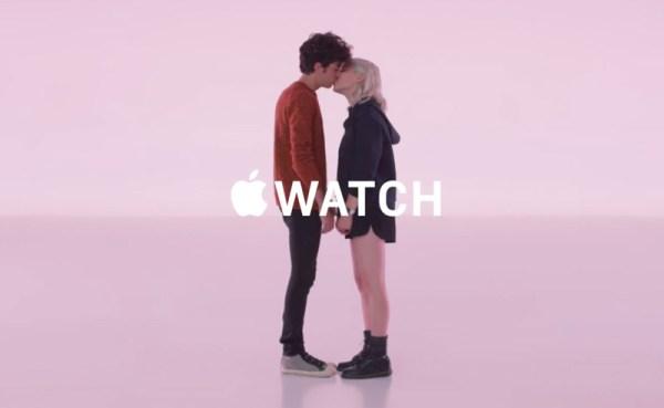 Krótkie reklamy Apple Watcha