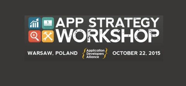 Warsztaty Warsaw App Strategy Workshop