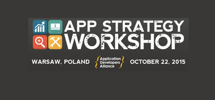 Warsaw App Startegy Workshop 2015