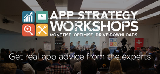 Apps Alliance - Warsaw App Startegy Workshop 2015