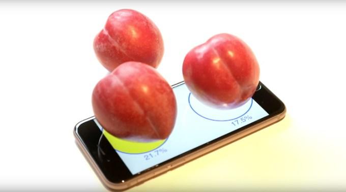 iPhone 6s, 6s Plus jako waga cyfrowa