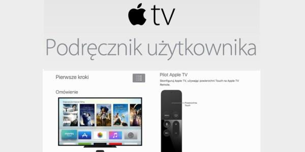 Podręcznik użytkownika Apple TV 4