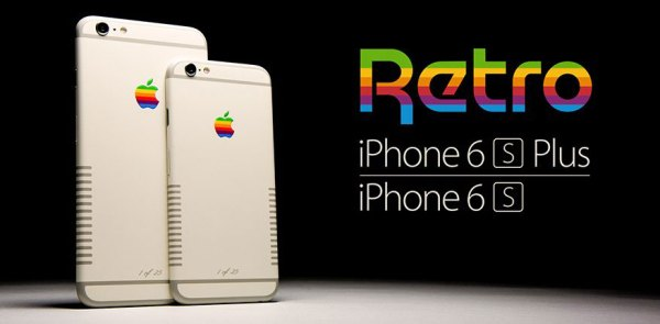 iPhone 6s w wersji retro?