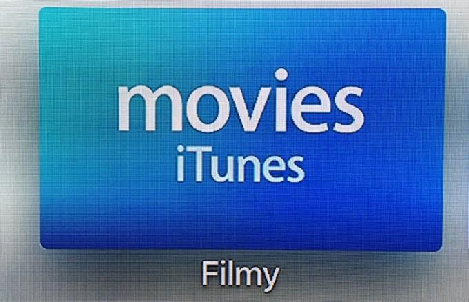 iTunes Movies (Filmy) Apple TV 4. generacji