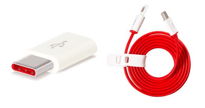 Kabel USB typu C od OnePlus