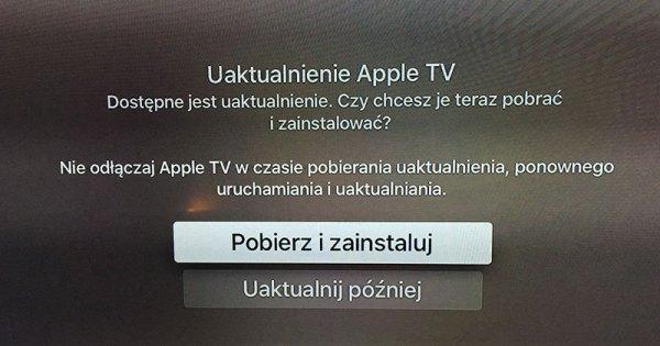 Apple udostępniło tvOS 9.0.1