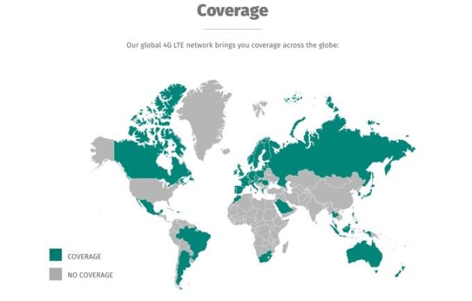 W jakich krajach działa AlwaysOnline Wireless?