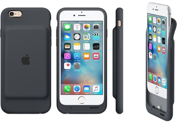Etui Smart Battery Case od Apple wydłuży czas pracy iPhone'a