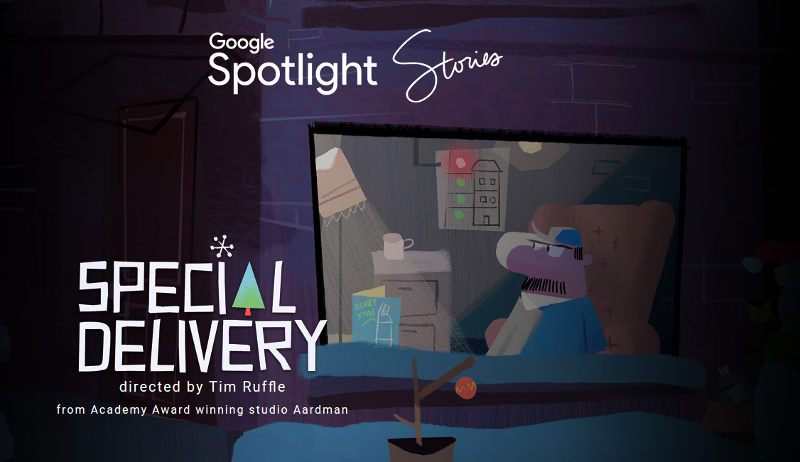 Spotlight Stories - Special Delivery (Google)