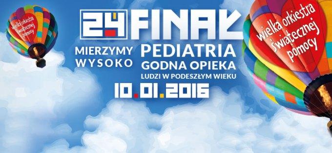 Aplikacja mobilna 24. finału WOŚP