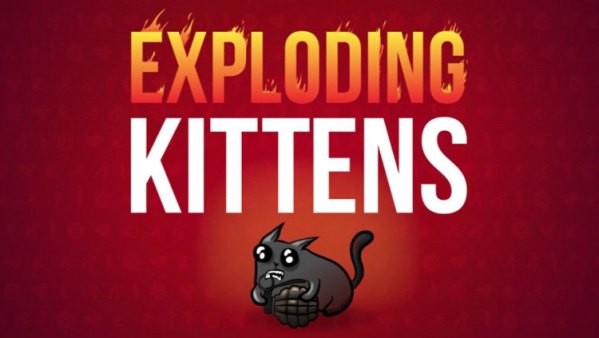Exploding Kittens od teraz także na iOS-a