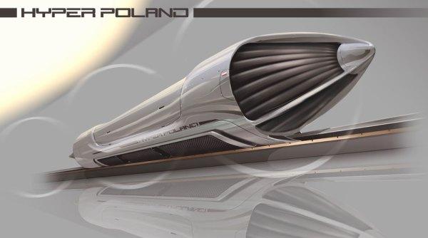 Hyper Poland zbiera na budowę prototypu Hyperloop Pod