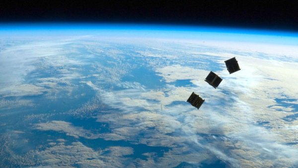 Internet satelitarny (orbitalny) dzięki CubeSat?