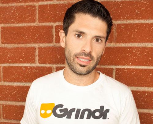 Joel Simkhai - założyciel Grindra