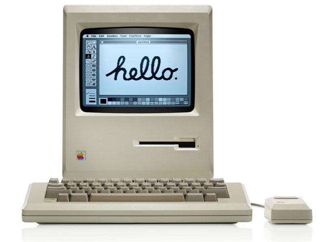 Oryginalny Macintosh firmy Apple z 1984 roku