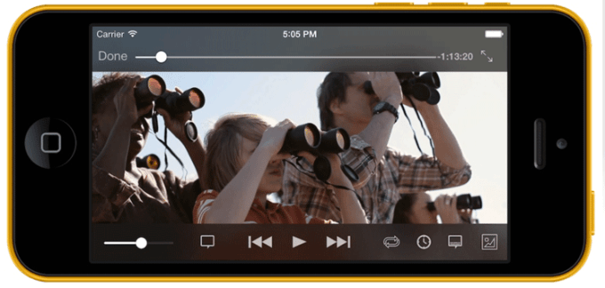 VLC for Mobile (iOS)