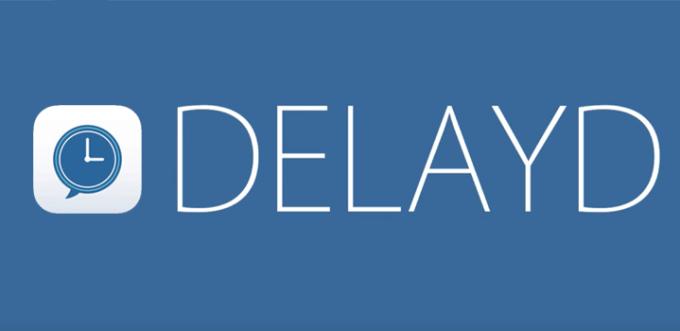 Delayd - aplikacja mobilna do planowania wysyłki SMS i e-maili na iPhone'ie