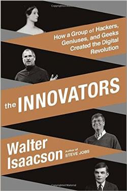 Innowatorzy - okładka książki
