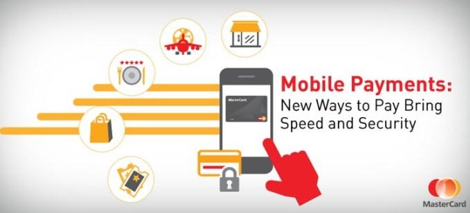 Płatności mobilne - MasterCard