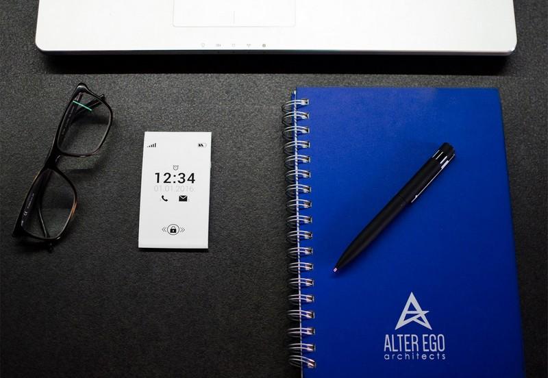 O phone projektu Alter Ego Architects
