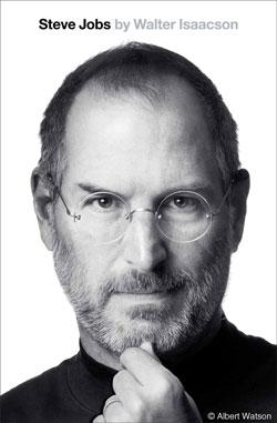 Steve Jobs - biografia - okładka książki